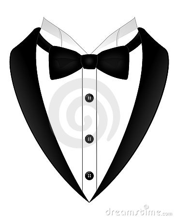... of a black bow tie white shirt and tuxedo collar mr no pr no 5 4742 25