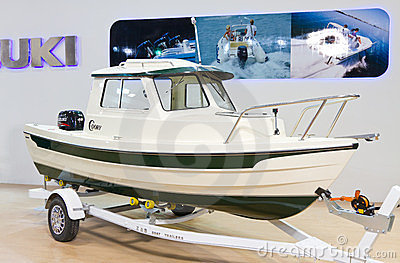 Tuyap Istanbul Boat Show Editorial Photography