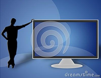 TV LCD flat screen (09)