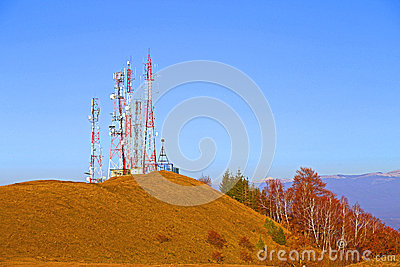 Telecommunications: TV and Radio Relays
