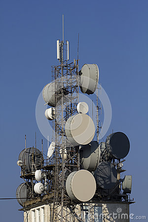TV and Radio Tower