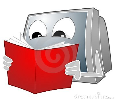 TV reading