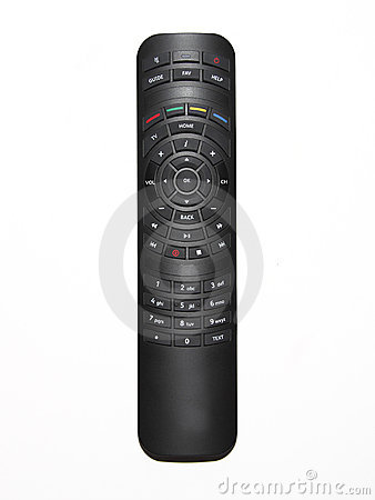 Free TV Remote Control Stock Photo - 17614110
