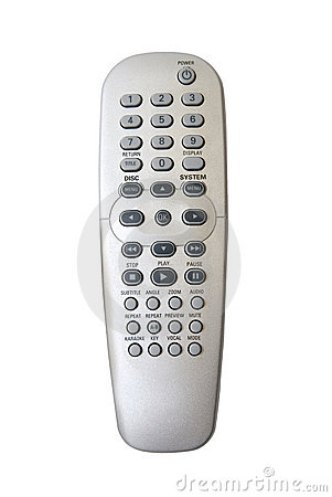 Free TV Remote Control Royalty Free Stock Images - 7553109