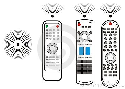 TV remote device