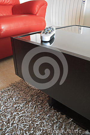 TV Remote on Table