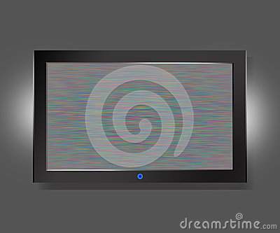 TV screen Stock Photo