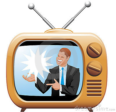 Free TV Spot Stock Photo - 9298640