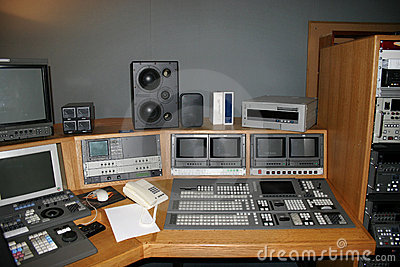 TV Studio Production Suite