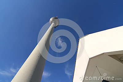 TV Tower in Berlin