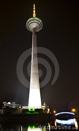 TV Tower Shenyang Liaoning Province China