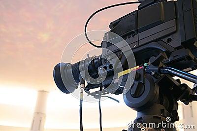 Tv video camera