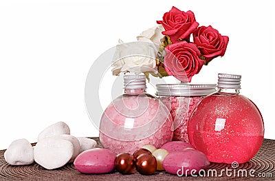Tvålar och skönhetomsorgshjälpmedel