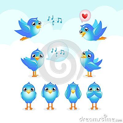 Tweet set