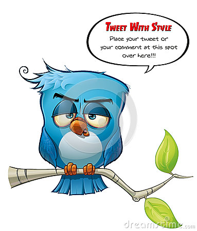 Tweeter Blue Bird Sober