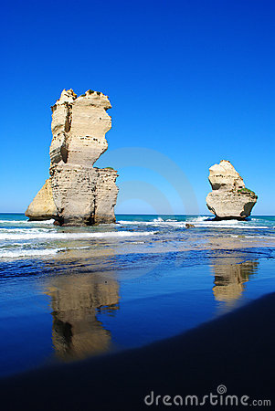 Free Twelve Apostles On The Great Ocean Road Royalty Free Stock Photography - 18930987