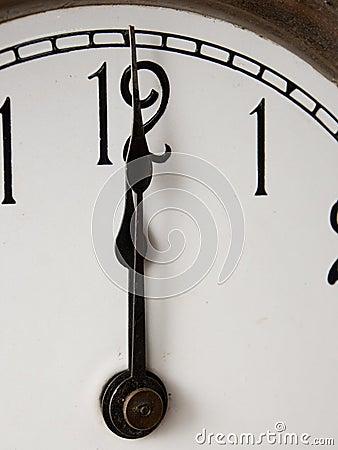 Twelve o clock