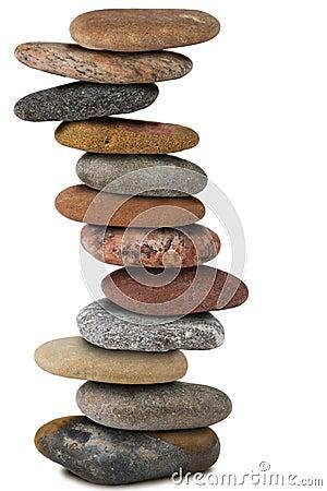 Free Twelve Stones Royalty Free Stock Photos - 11510158