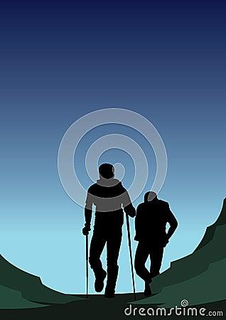 Twilight Hikers