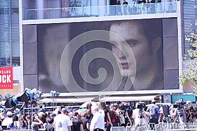 Twilight Saga: Eclipse Editorial Photo