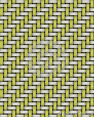 Twill Basket weave