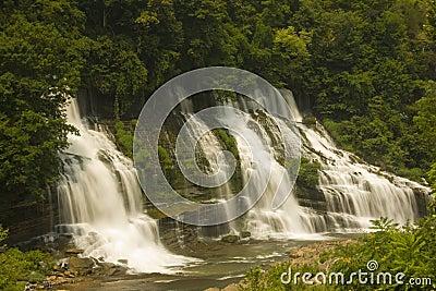 Twin falls, rock island tennessee