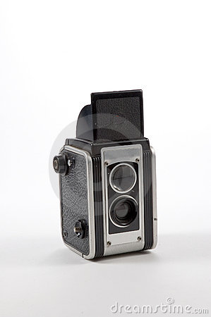 Free Twin Lens Camera Stock Images - 312794