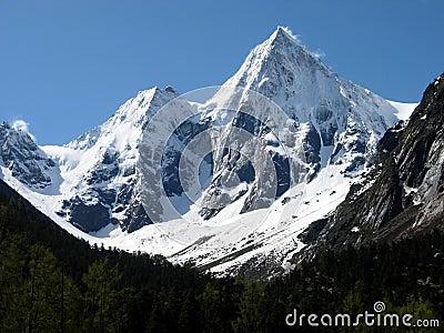 Twin Peaks Royalty Free Stock Photos Image 394568
