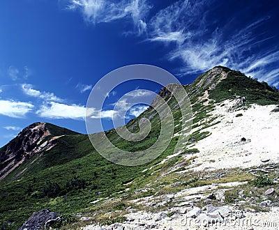 Twin Peaks in the sky