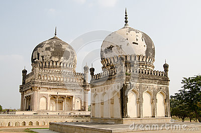 Courtesans  tombs, Hyderabad