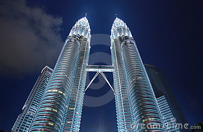 Twin tower of KL