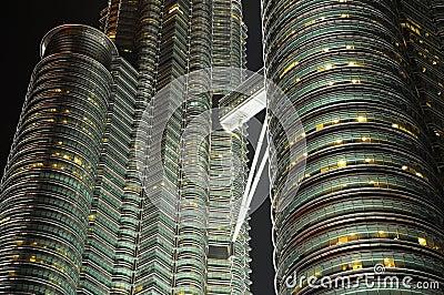 Twin tower , Kuala Lumpur