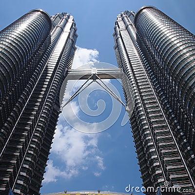 Twin Tower in Malaysia