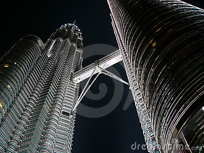 Twin Tower Petronas