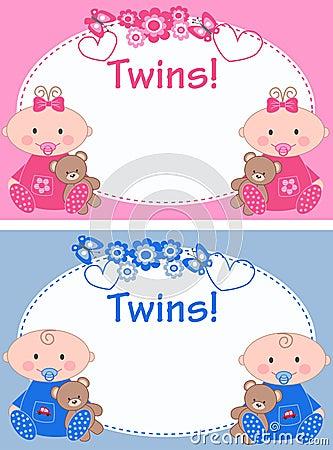 Free Twins Stock Photo - 20020470
