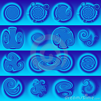 Twirl Graphics Collection