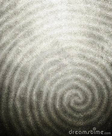 Twist pattern paint background