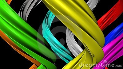 Twisted colors