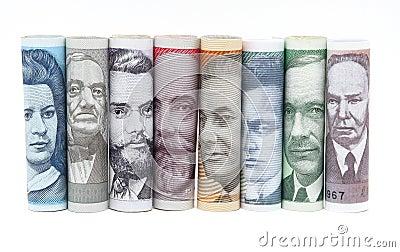 Twisted estonian money