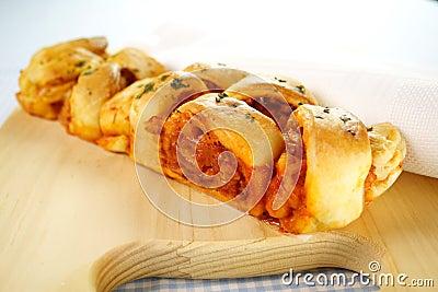 Twisted Savory Loaf