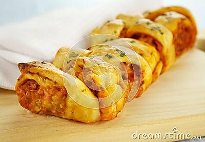 Twisted Savoury Loaf
