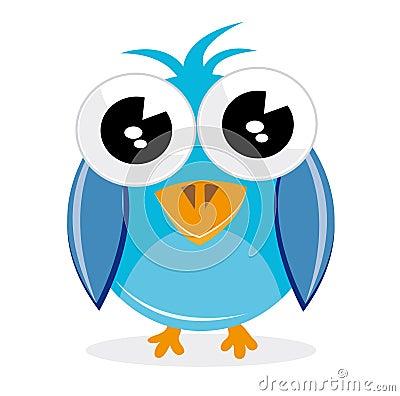 Free Twitter Bird Royalty Free Stock Image - 14907706