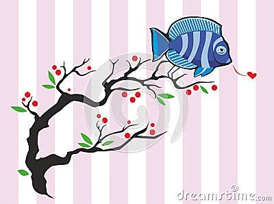 Twitting Fish