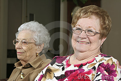 Two Active Seniors