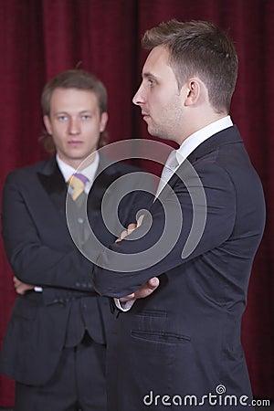 Two actors