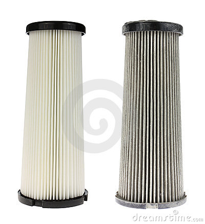 Two Air Filters