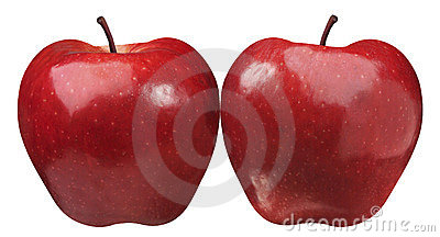 Two apples