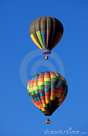 Free Two Balloons Royalty Free Stock Images - 8144269