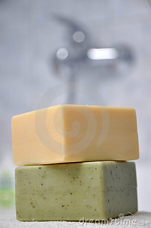 Two Bars of Soap