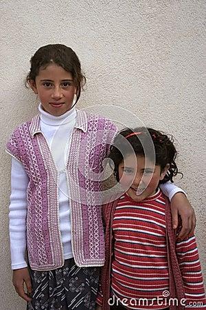 Free Two Beautiful Girls Royalty Free Stock Image - 5275086